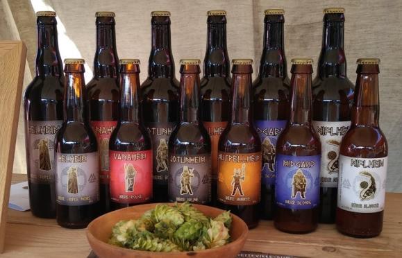 bières locales Normandes